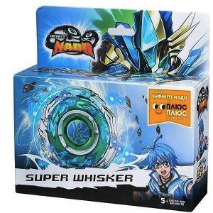 Волчок Infinity Nado с устройством запуска Super Whisker (Небесный Вихрь), закрытая упаковка, YW624311