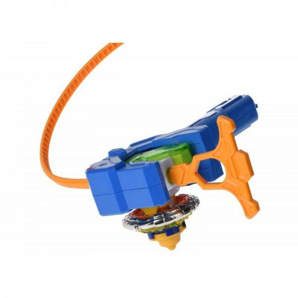 Волчок Infinity Nado с устройством запуска серии Атлетик Glare Aspis (Ослепительный Щит), YW624504