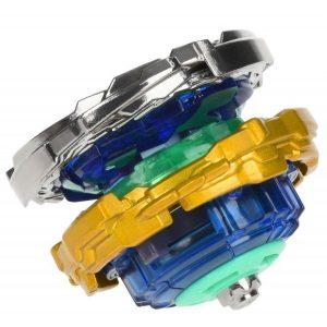 Волчок Infinity Nado Крэк с устройством запуска Super Whisker (Небесный Вихрь), YW624701