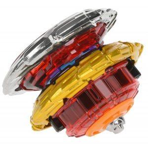 Волчок Infinity Nado Крэк с устройством запуска Fiery Blade (Огненный Клинок), YW624702