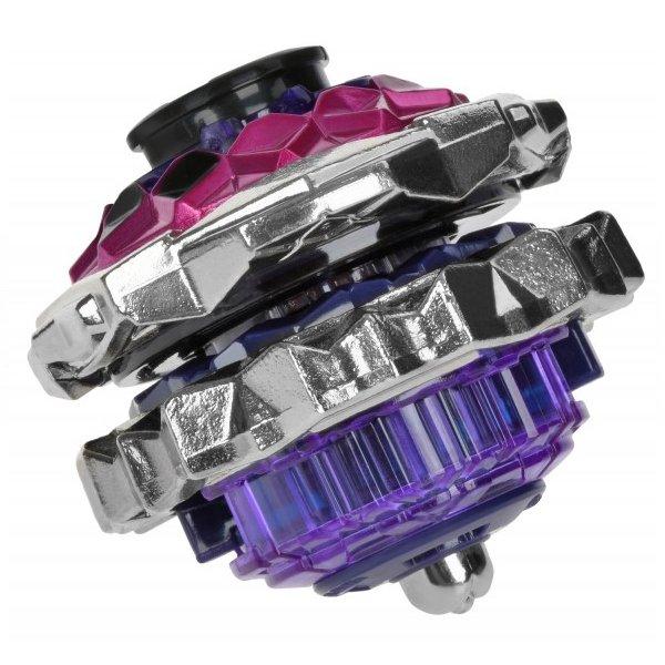 Волчок Infinity Nado Крэк с устройством запуска Boss Shadow Streak (Боc Адский Призрак), YW624705