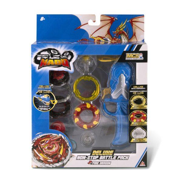 Infinity Nado Fiery Dragon Вогняний Дракон YW634402