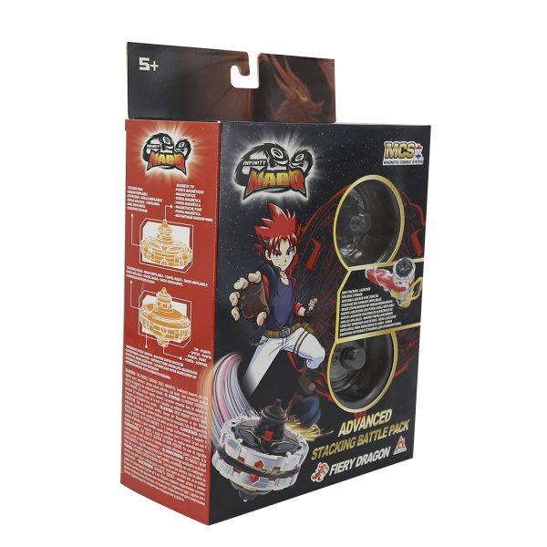 Волчок Infinity Nado V Серия Advanced Edition Fiery Dragon (Огненный Дракон), EU634302H