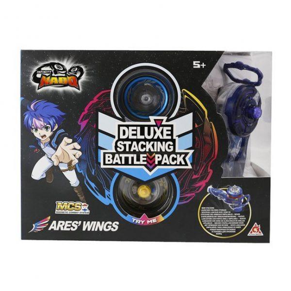 Волчок Infinity Nado V Серия Deluxe Edition Ares ' Wings (Крылья Ареса), EU634401H